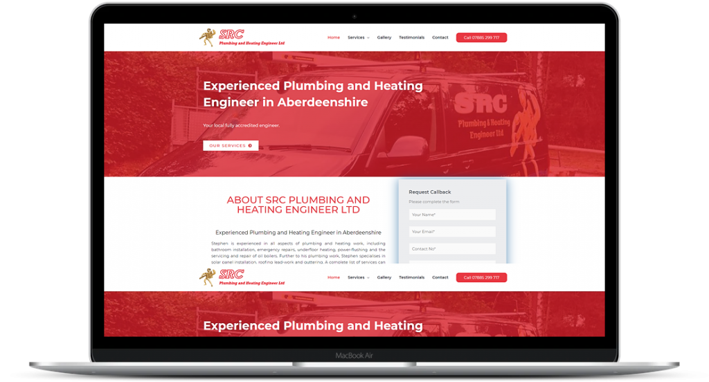SRC Heating and Plumbing