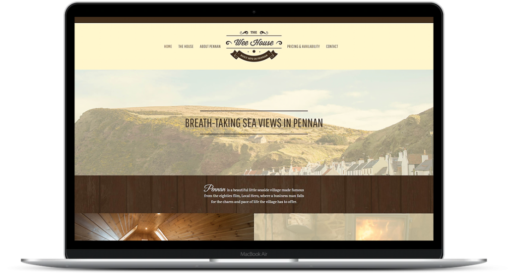 The Harbour House Pennan