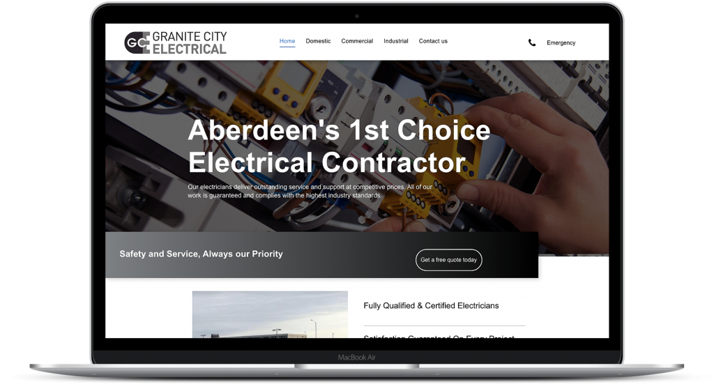 Granite City Electrical Aberdeen