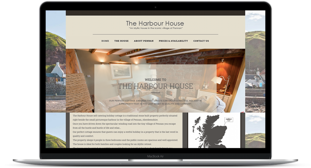 The Harbour House Fraserburgh